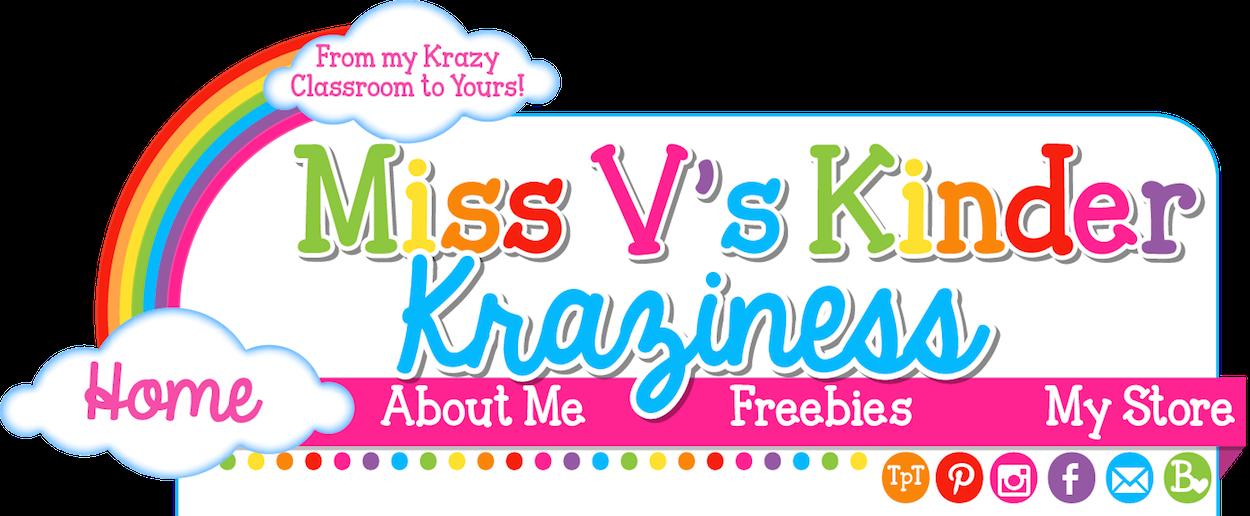 Miss V's Kinder Kraziness!