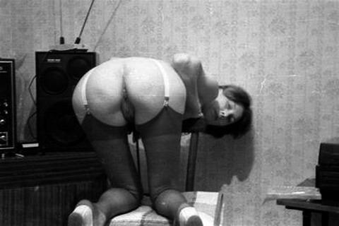 черно-белое русское порно фото