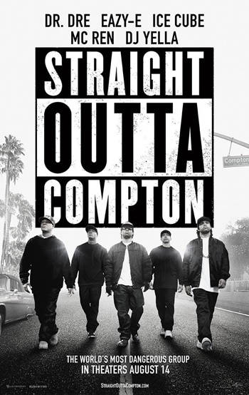 Straight Outta Compton DVDRip Latino