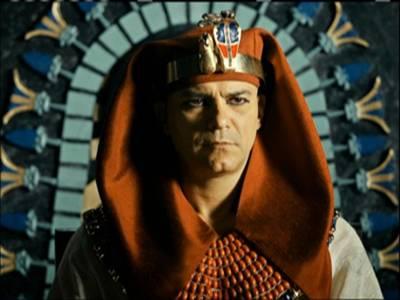 """ver íntegramente el capítulo 28 de la miniserie """"José en Egipto ..."""