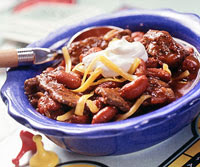 Beefsteak Chili