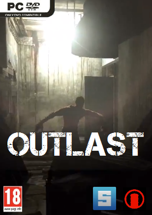 Outlast HD Cover Game