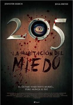 Ver Película 205 la habitación del miedo Online Gratis (2011)