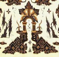 motif batik kraton sawat