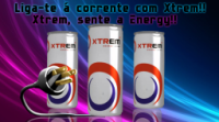 Xtrem Energy Drink!
