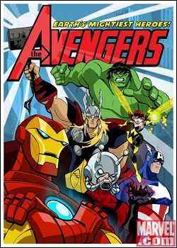 The Avengers: Earth's Mightiest Heroes 2ª Temporada Episódio 03 PDTV  Legendado