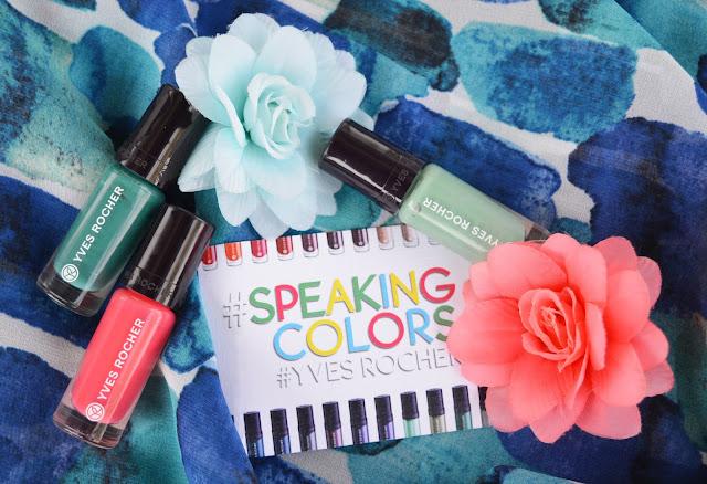 [Nagellack] Speaking colors Blogparade