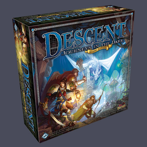 magic the gathering juego de mesa descent journey to the