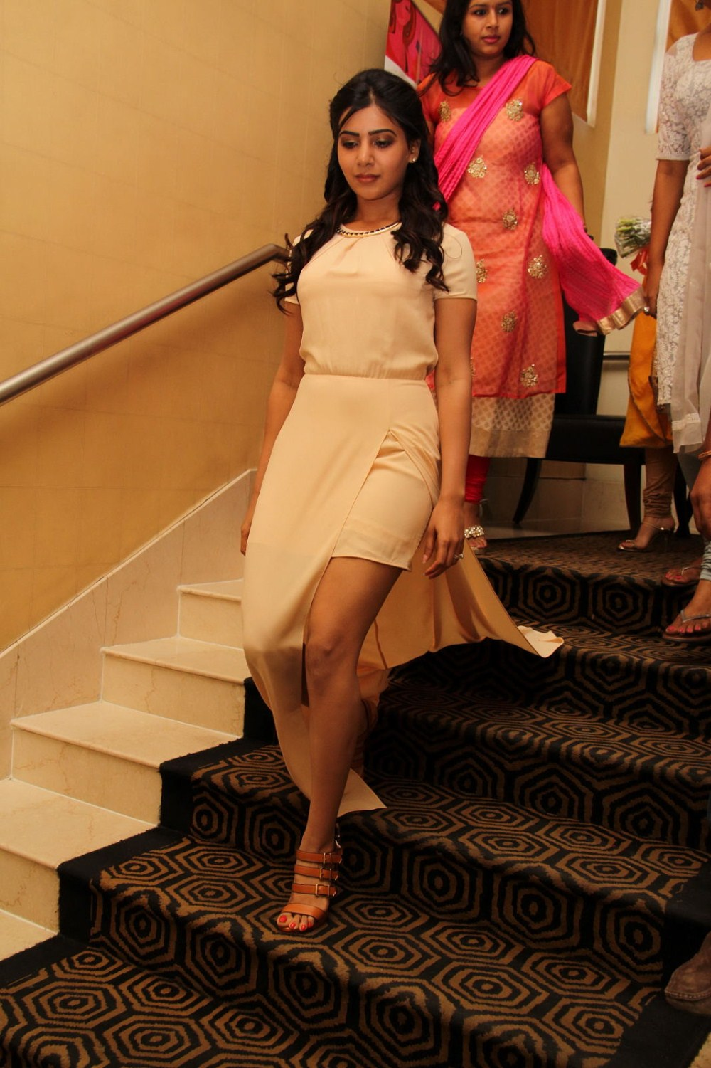 Samantha Latest Pictures at Se La Vie Designers Exhibition Launch ~ Celebs Next