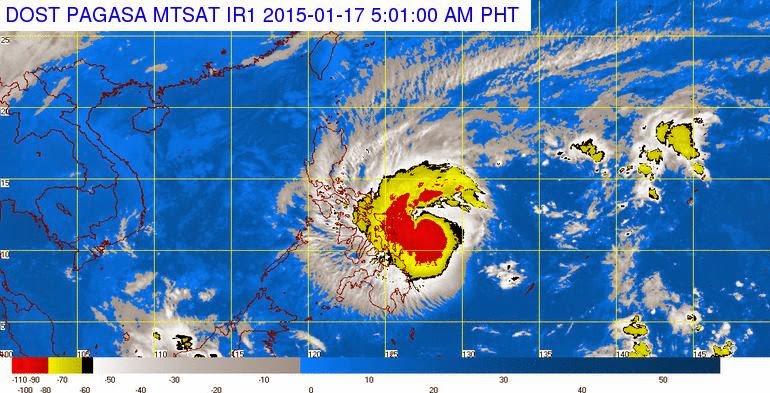 Bagyong Amang' threatens Samar, Signal No. 2 up in Tacloban