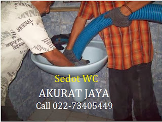 Sedot Tinja Dan WC Mampet Bandung