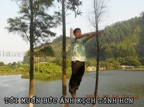 Ảnh chế photoshop cực đỉnh hài hước