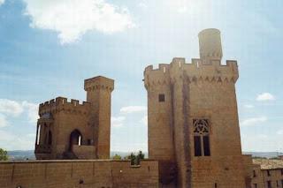 Castillo palacio de Olite