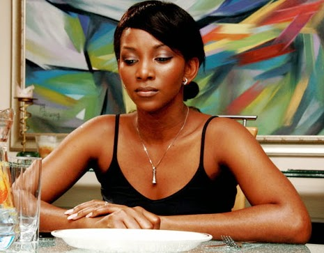 genevieve nnaji smoking addiction