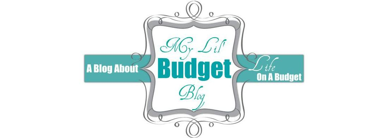 My Lil' Budget Blog