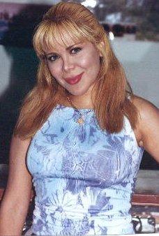Desiree Acosta mas joven