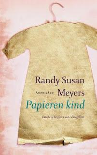Papieren kind, Randy Susan Meyers cover