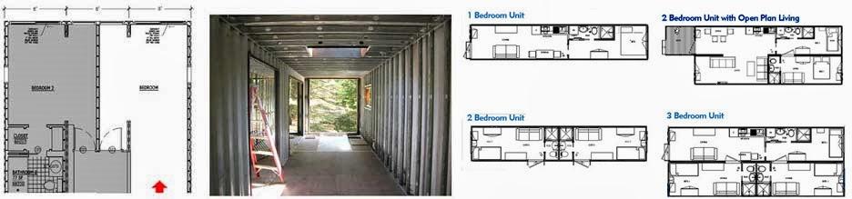 Casas contenedores links de inter s sobre los procesos - Contenedor vivienda precio ...
