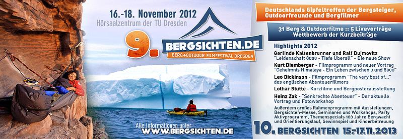 9. Bergsichten - Berg+Outdoor Filmfestival