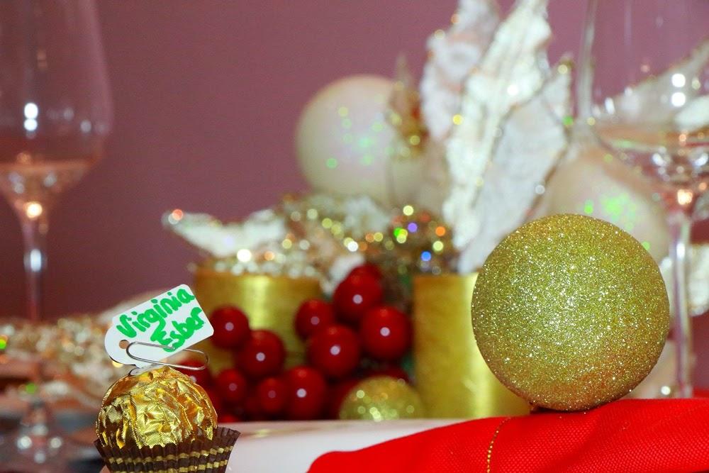 Como hacer y decorar una mesa para estas fiestas
