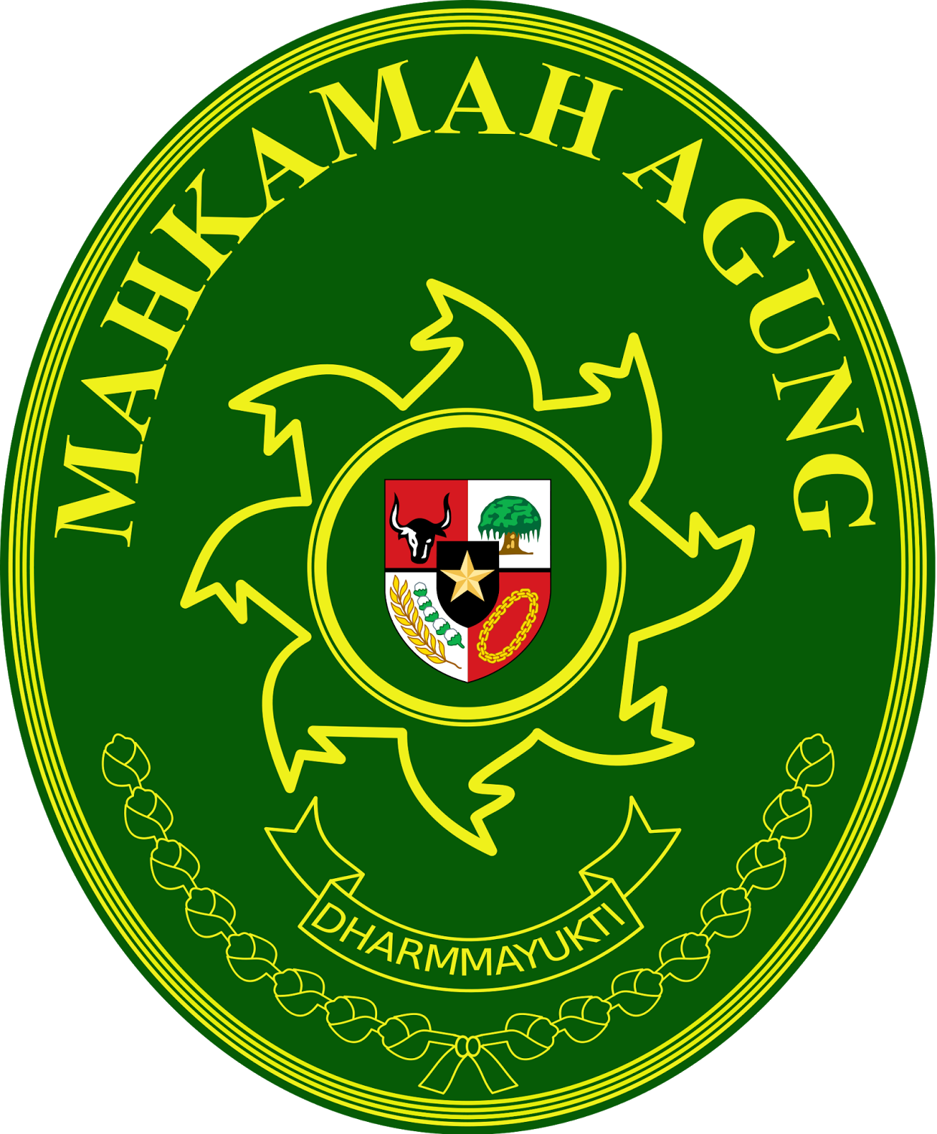 logo mahkamah agung