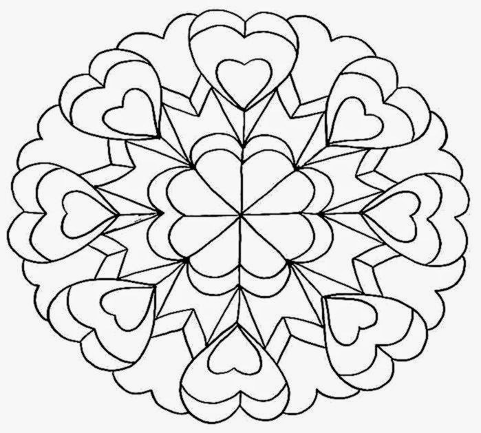 Free Coloring Pages for Teenagers