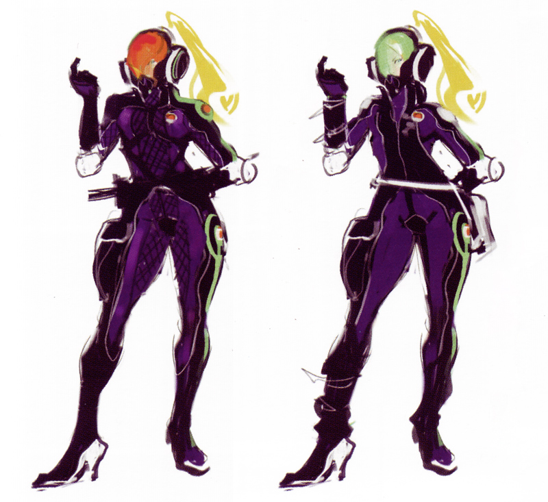 Nina Williams Outfits SFxTK