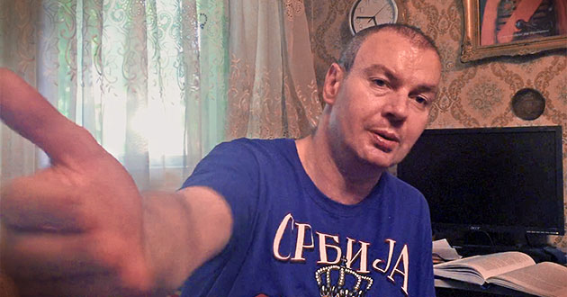 "др Драган Петровић: Бриселским споразумом омогућен геноцид и над Србима на северу КиМ (ВИДЕО) #косово #брисел #вести ""споразум #новине #км #север #шиптари #геноцид"