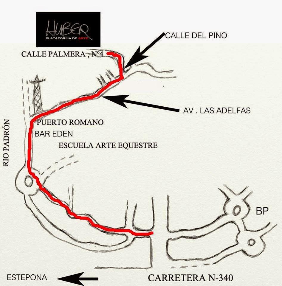 Arte y Grabado: HUBER Plataforma de Arte. \