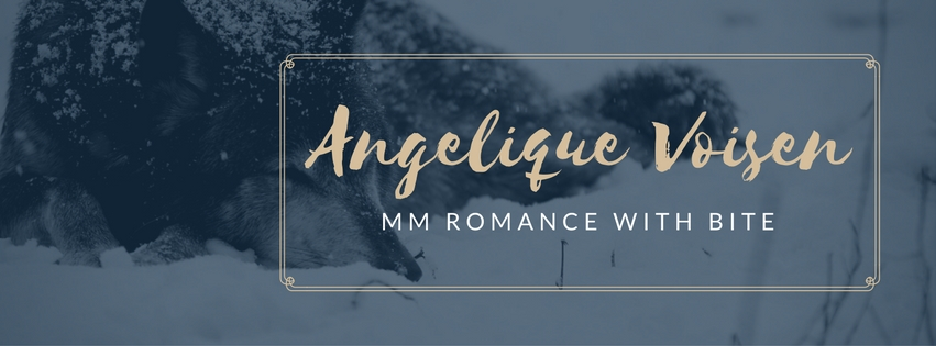 Angelique Voisen | MM Romance Writer