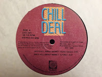 Chill Deal - She's All About Money-Do We Make Ourselves Clear (Vinyl,12'' 1988)(Coast To Coast)