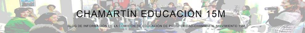 Chamartín Educación 15M