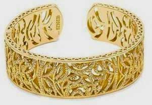 ACORI Diamond Cuff Bracelet