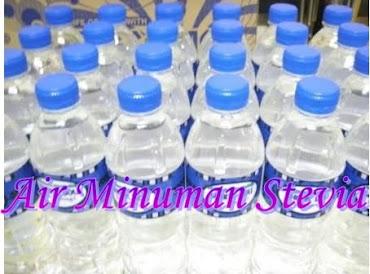 Air Minuman Stevia (Produk 004)