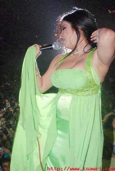 haifa wehbe s vagina