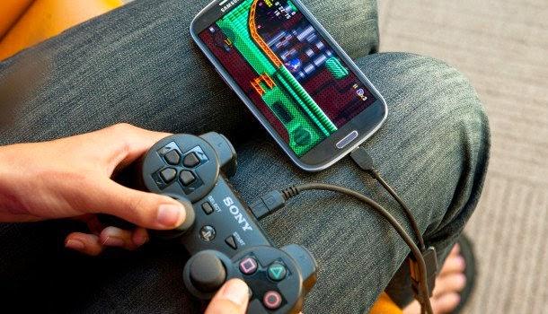 Cara Menggunakan Stick/Game Pad PC/PS2/PS3 untuk Android