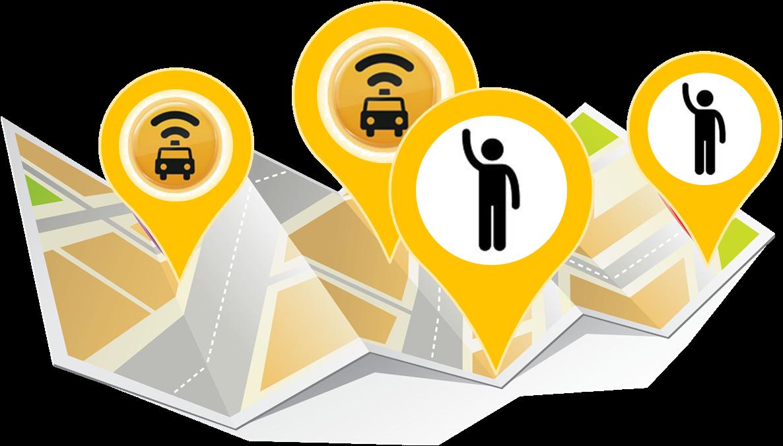 Easy Taxi en la Ciudad de México