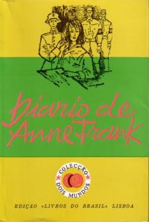 Livro em Movimento: Resenha: Diário de Anne Frank