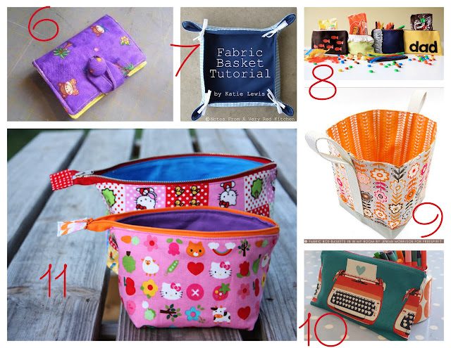 11 Teacher Appreciation Gifts To Sew! Great Teacher Day and Teacher Appreciation Gift ideas from Make It Handmade