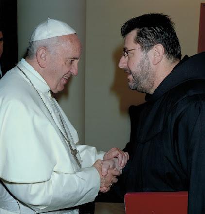 25° di professione religiosa di Padre Andrea