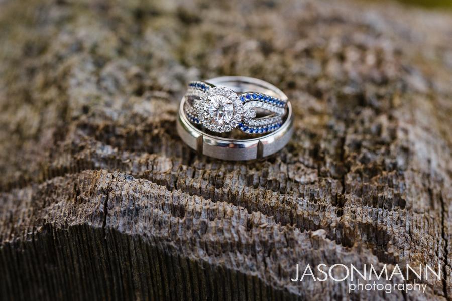 Jason Mann Photography - Door County Wedding Rings