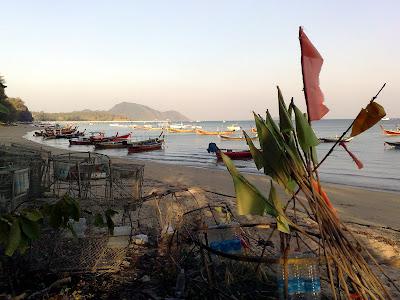 Bak Bang, Rawai Beach, Phuket, Thailand