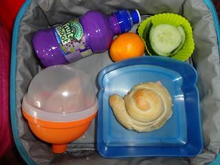 Snail Lunch