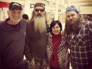 does willie have a beard? how many kids does willie robertson have