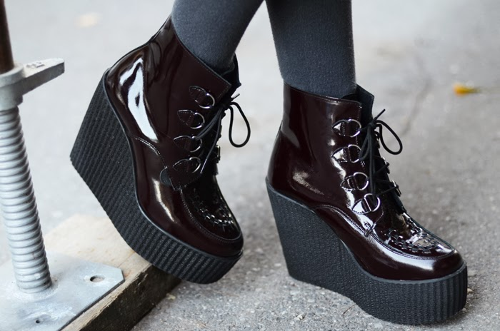 alison liaudat, bangbangblond, blog mode suisse, swiss fashion blog, creepers, underground