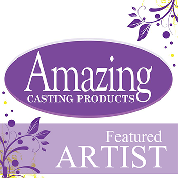 I'm a featured artist at Amazing Casting Products