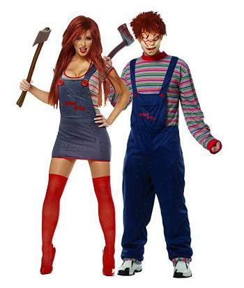 sc 1 st  Halloween Costume Ideas & Halloween Howl: Couple Halloween Costume Ideas Scary