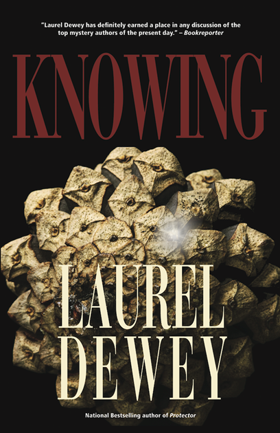PICT Review & Guest Post: Knowing by Laurel Dewey