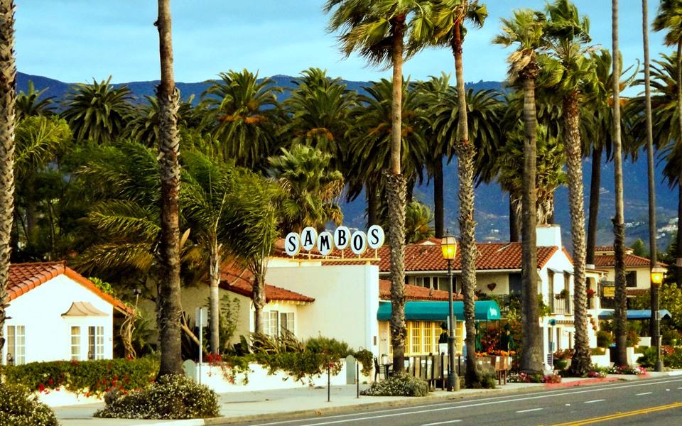 Santa Barbara (CA) United States  City new picture : ... Santa Barbara. A voyage to Santa Barbara, California, United States of