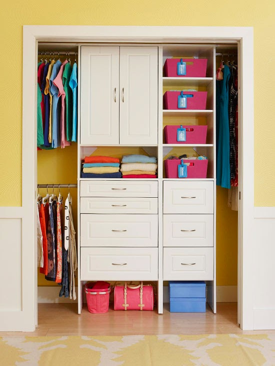 Decorative storage boxes are a pretty accent atop a dresser and also ...